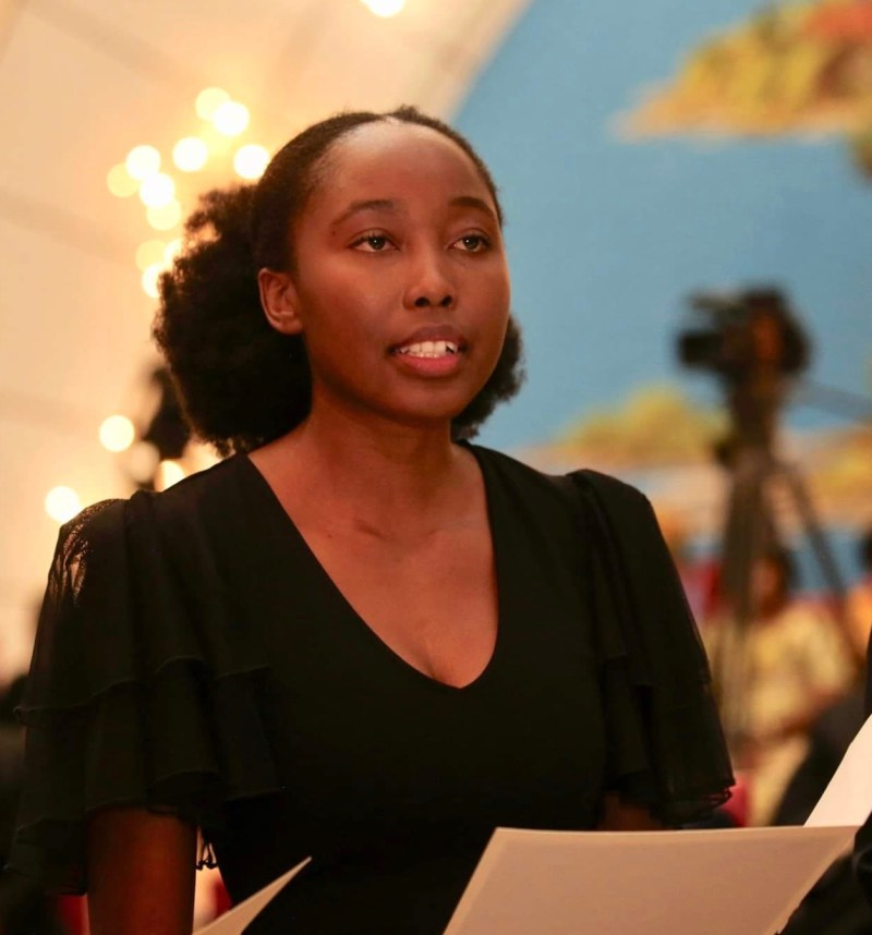 Emma Theofelus - young leaders in africa