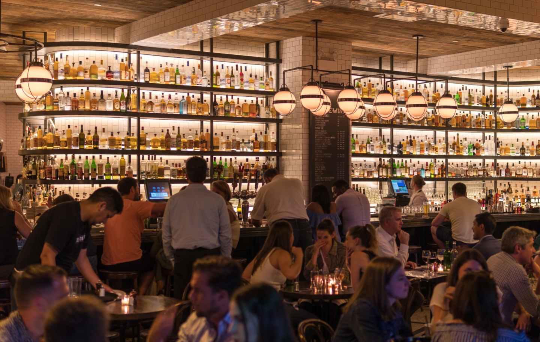 People Inside A Restaurant - James Beard Foundation