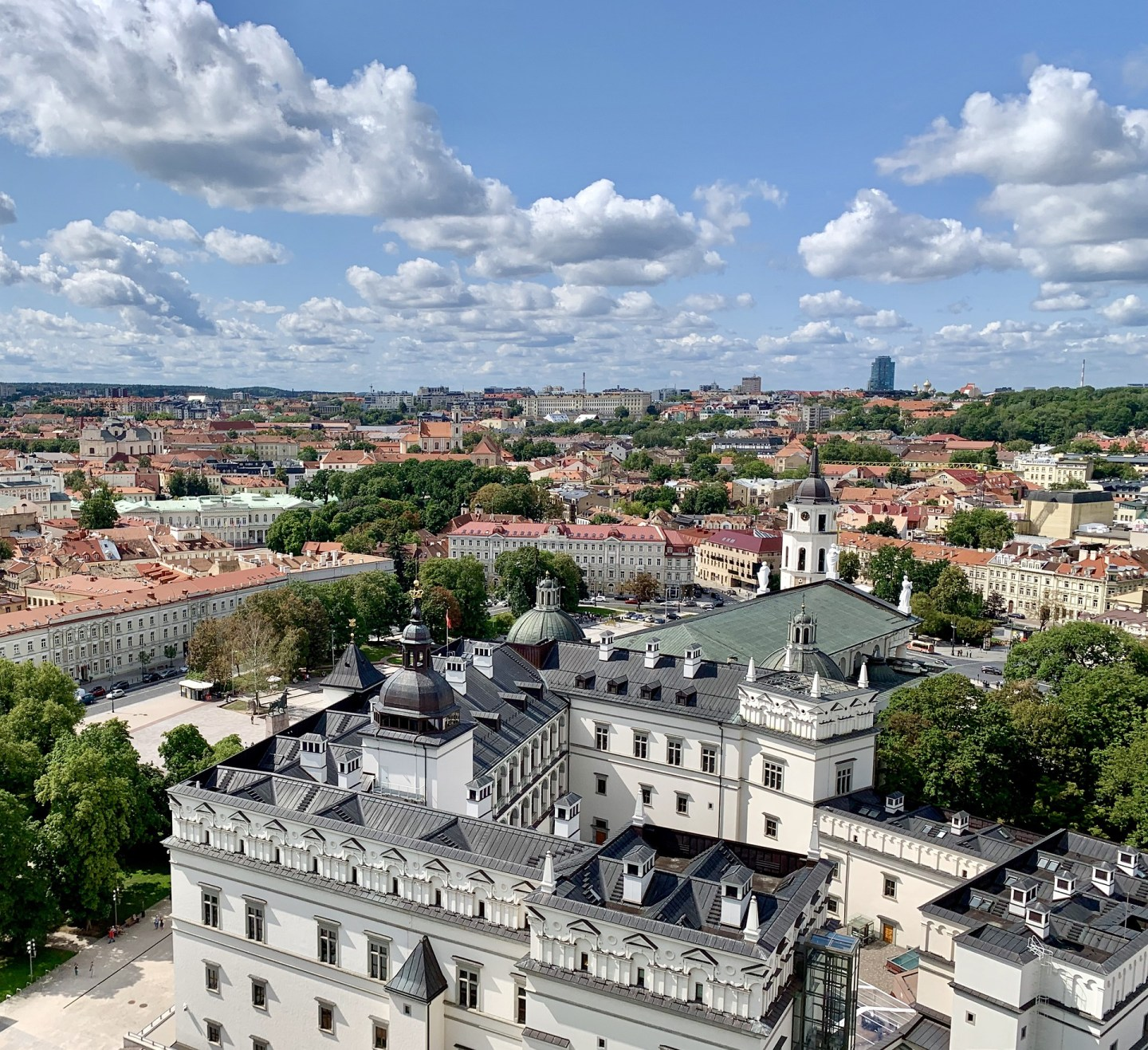 Vilnius, Lithuania - Leading The Way