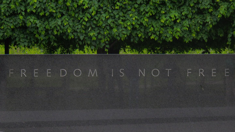 Vietnam Veterans Memorial - Muhammad Ali