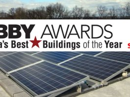 Schindler Won Abby Awards Americas Best Building of the year