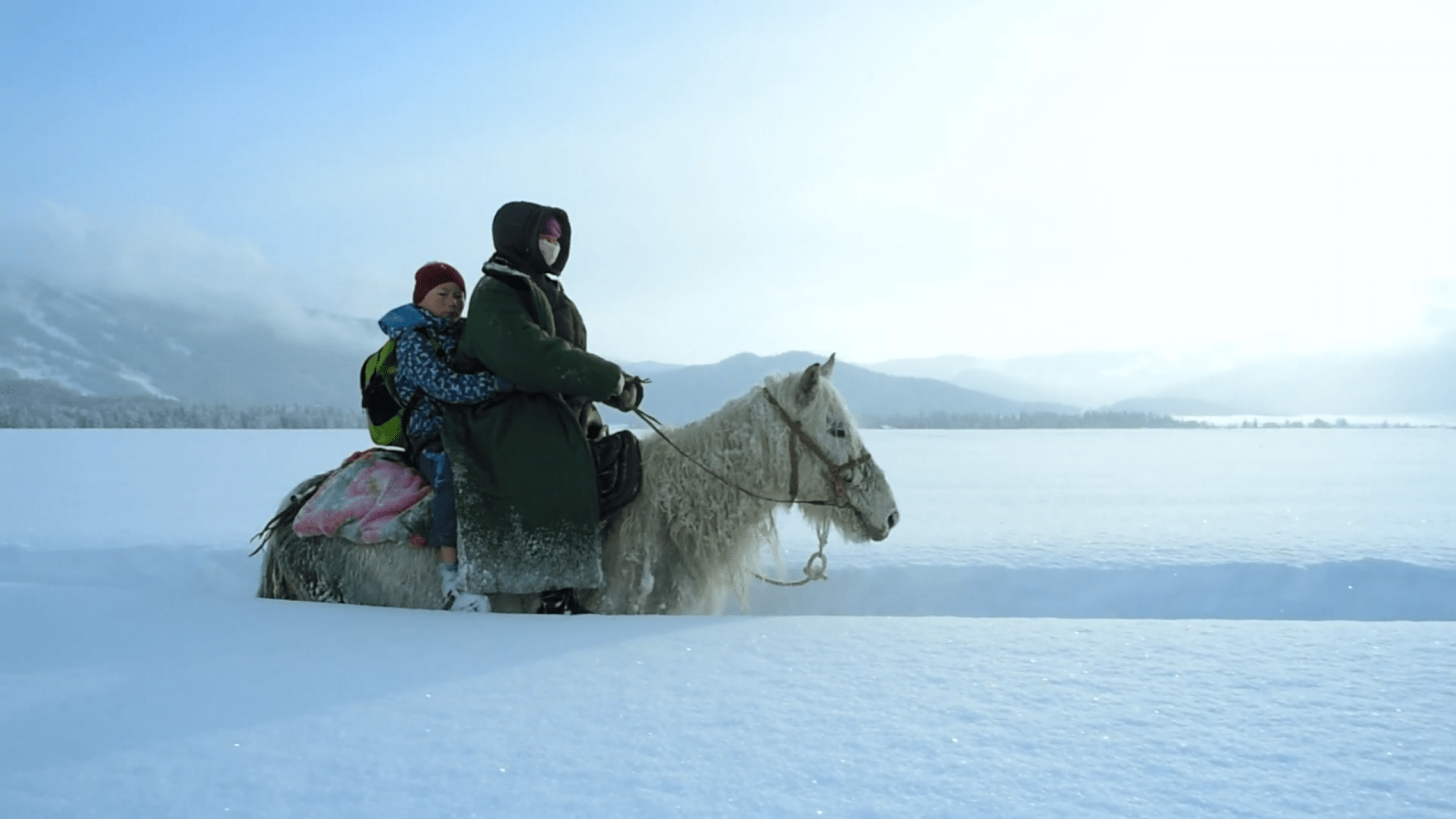 Tracing the Tracks of Skiing to the Mountains of Altai