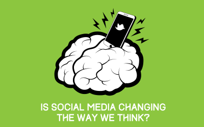 Is Social Media Changing The Way We Think?