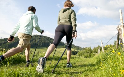 Taking The Fast Track – The Nordic Walking Experience