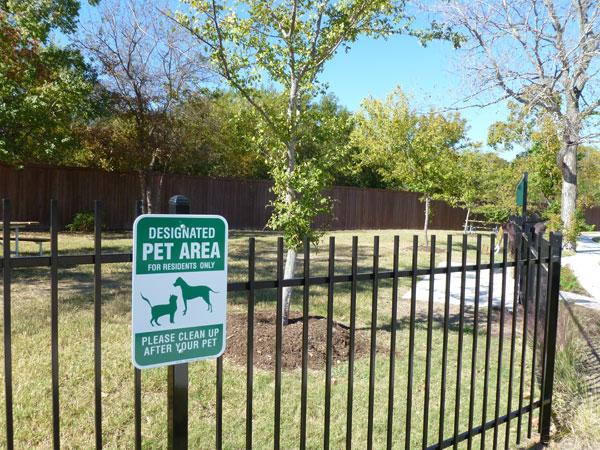 Skyway Austin 78704 Dog Park