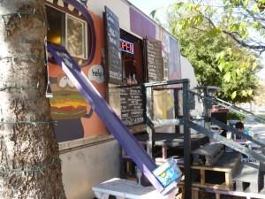 Jalopy Austin sandwich food truck