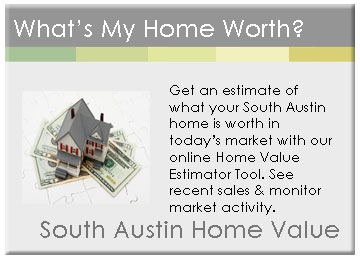 South Austin home values