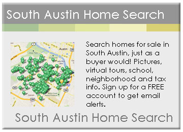 South Austin homes for sale
