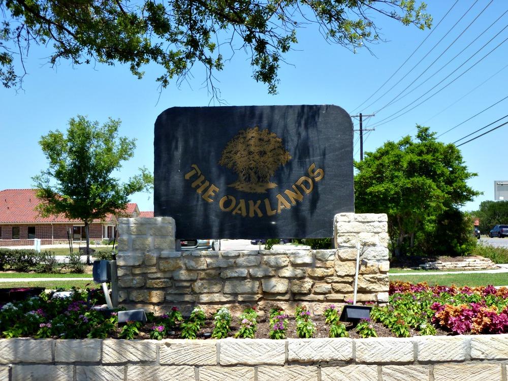 driving tour round rock luxury neighborhoods oaklands
