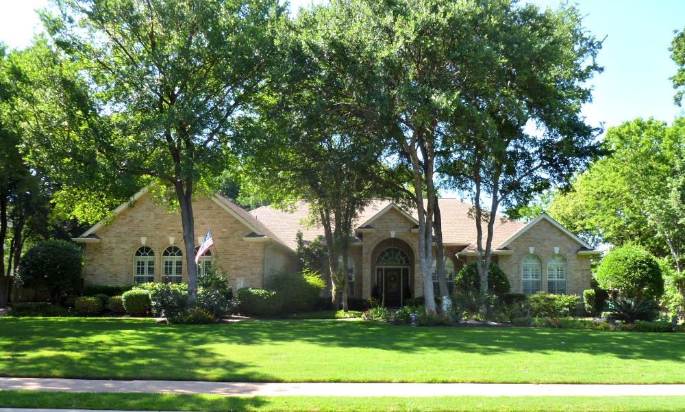 driving tour round rock luxury neighborhoods plantation