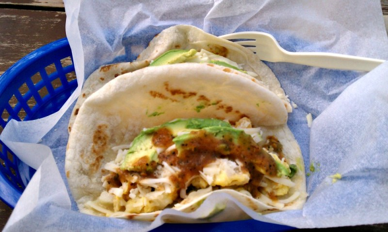 must try foods in austin tacodeli