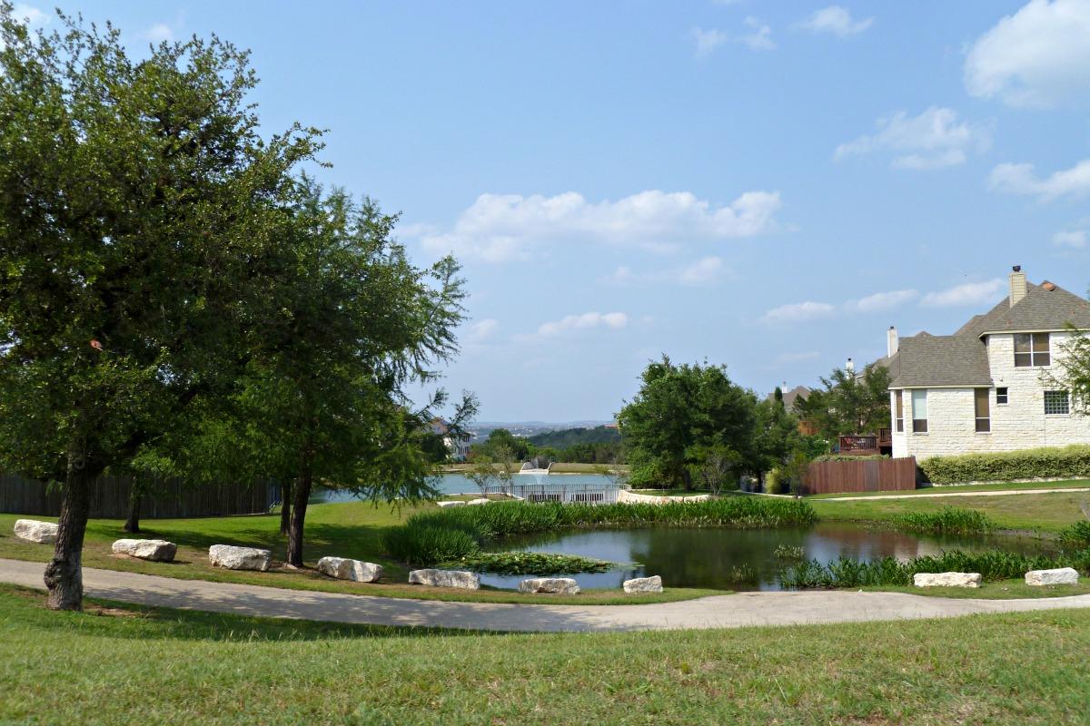 lake travis master planned communities lake pointe