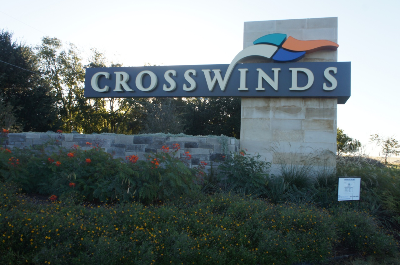 buda kyle master planned communities Crosswinds