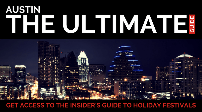 guide to holiday events in Austin