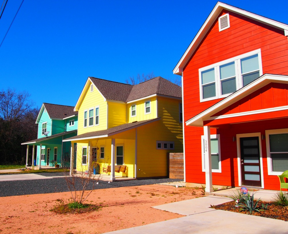homes near oracle austin govalle