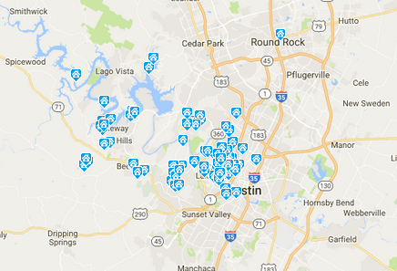 austin luxury home sales March 2018