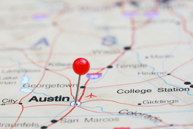 austin homes by school district
