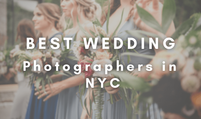 Best Wedding Photographers in New York