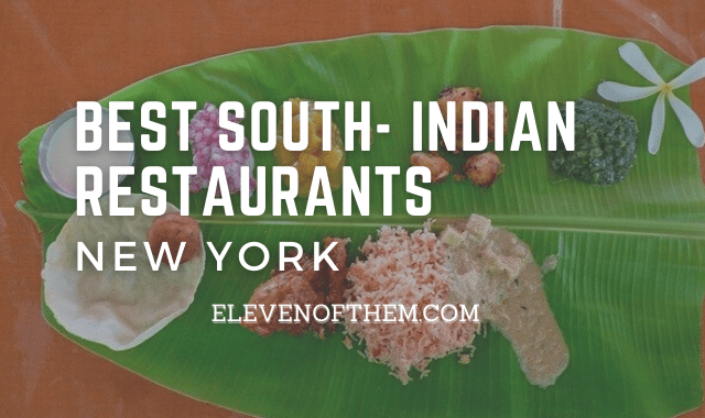 south indian restaurants in nyc