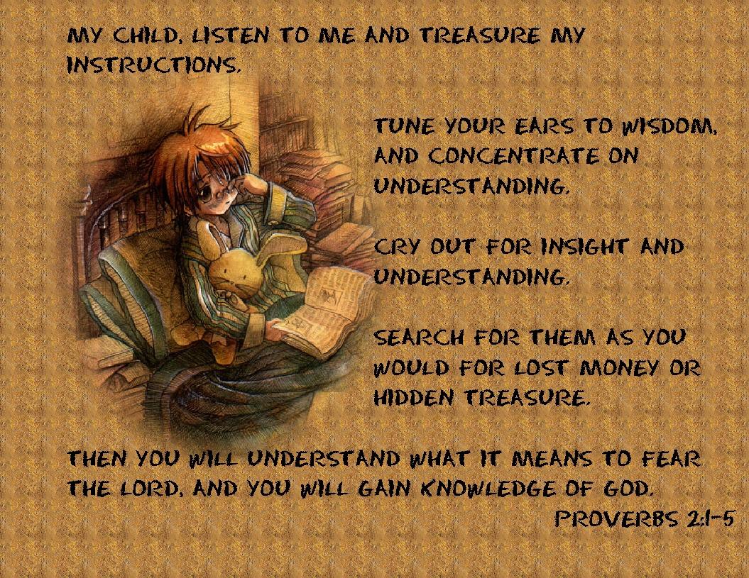 Proverbs 2 Eleventeengreen