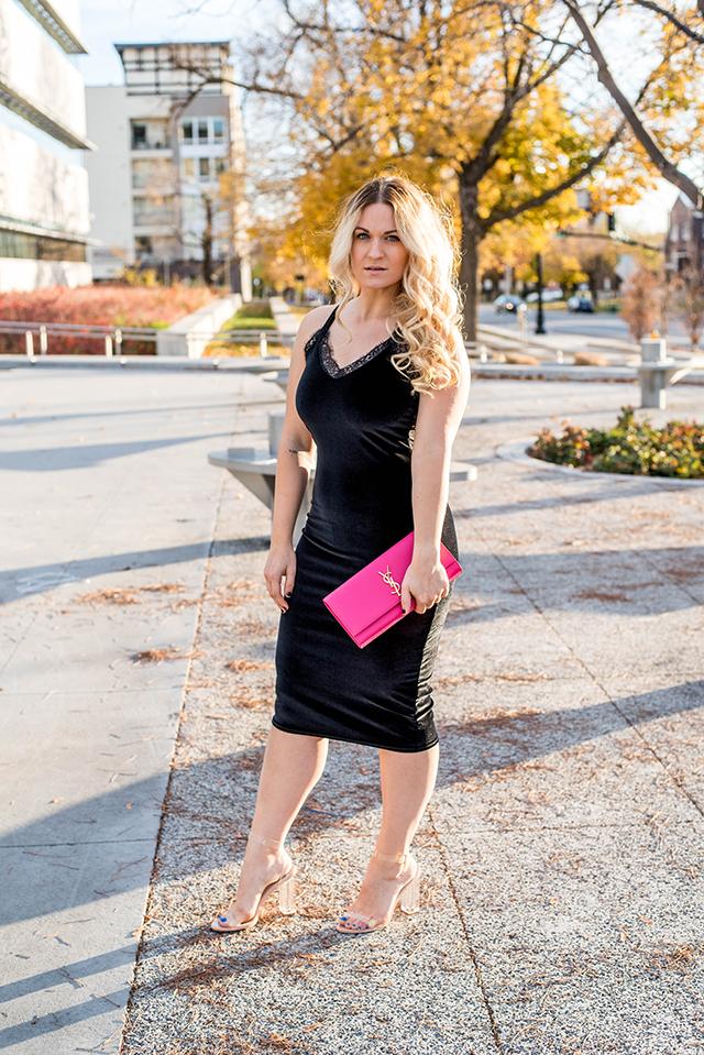 Holiday Dresses: The Velvet Dress