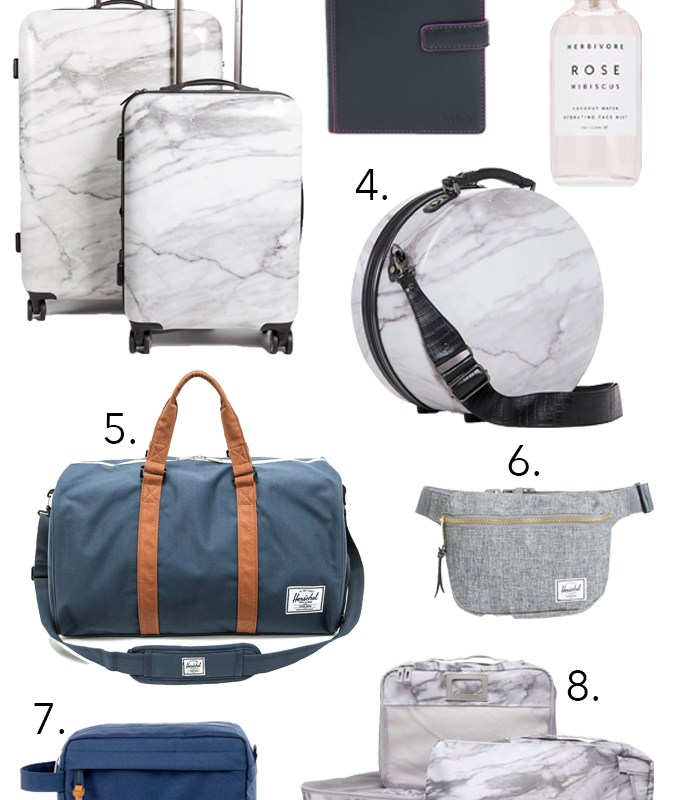 Pack your Travel Bags
