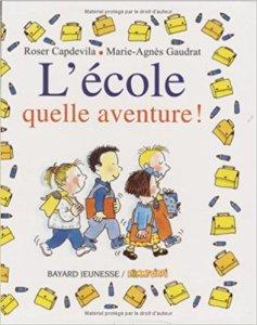 Un livre pour préparer la rentrée en maternelle avec son enfant.