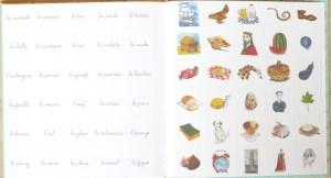 Le les cartes du jeu de Balthazar découvre la lecture