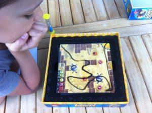 un jeu garçon 7 ans observation