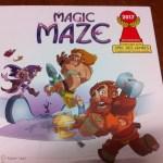 jeu de société malin Magic Maze présentation