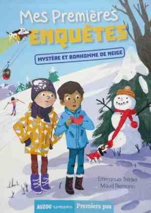livre histoire d'enquête pour enfant 5 ans