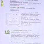 memo pour révisions math ce1 cahiers vacances