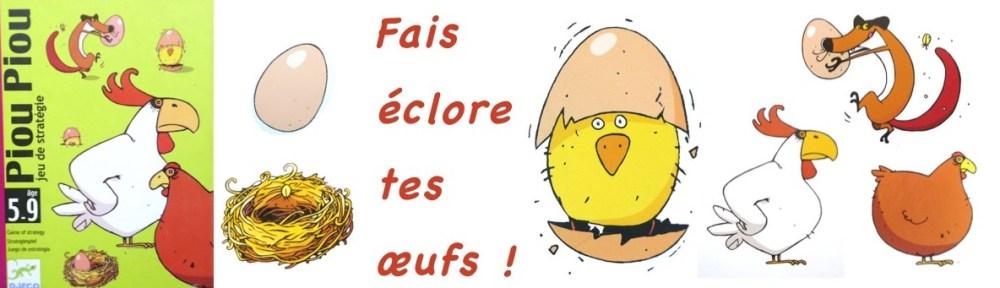 règles du jeu piou piou français