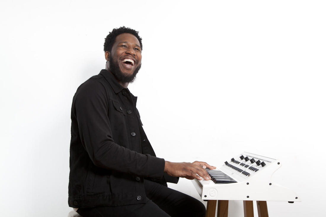Corey Henry of Snarky Puppy