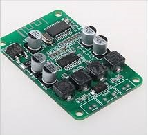 Bluetooth trans-receiver board