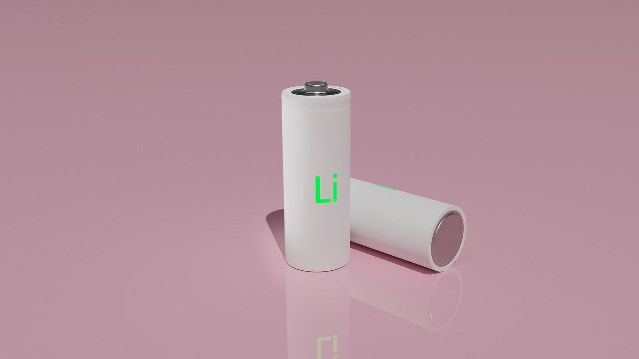 Chargeable Li-ion Batteries