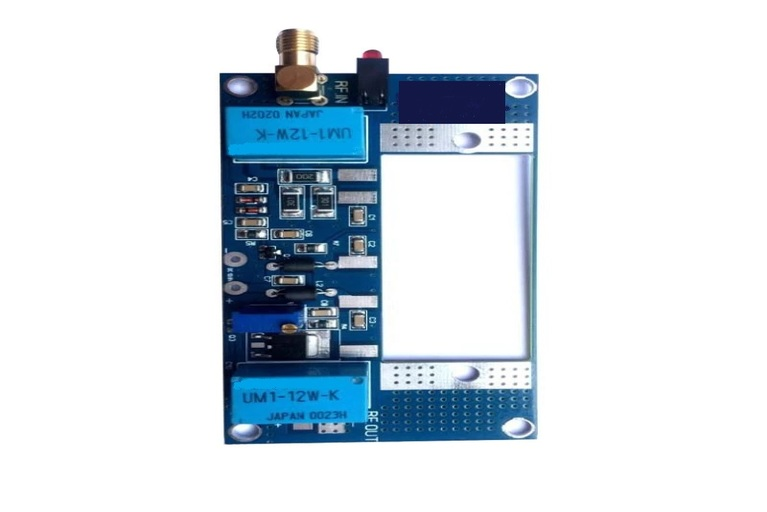 Walkie-talkies transceiver circuit