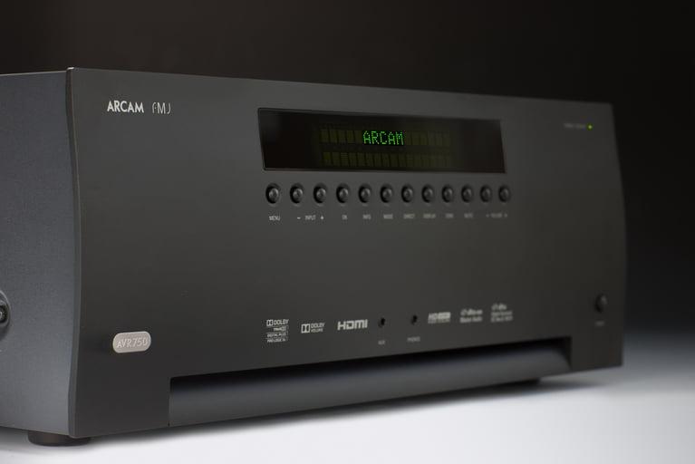 AV receiver of home theater system