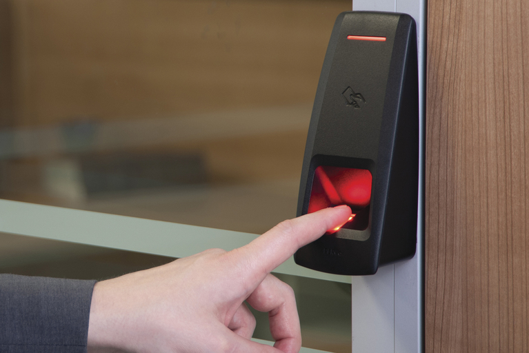 Bio-metric system using fingerprint