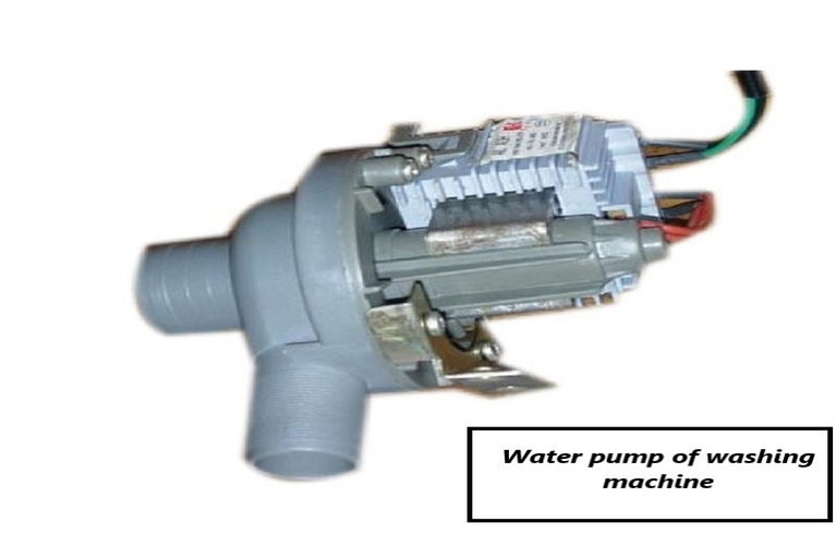 Water pump of washing machine
