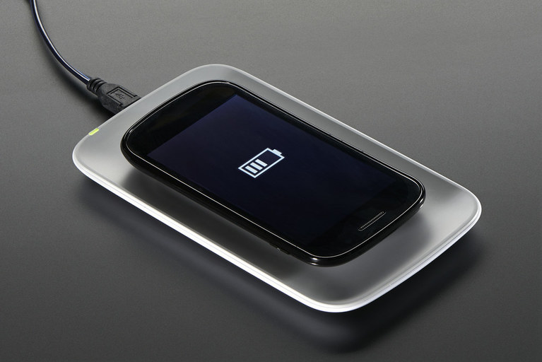 Wireless mobile charging