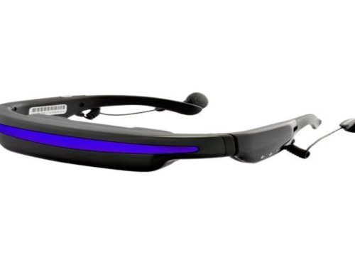 Video Glasses – Changes visual experience