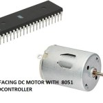 DC Motor interfacing with 8051- AT89c51