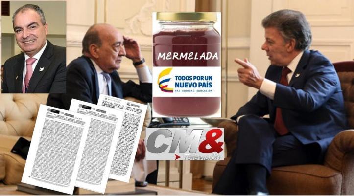 Yamid Amat, el preferido de Santos: $15 mil millones en mermelada 'fácil' de Min Agricultura