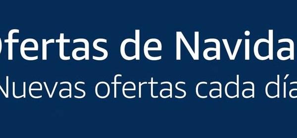 Ofertas de navidad en Amazon España