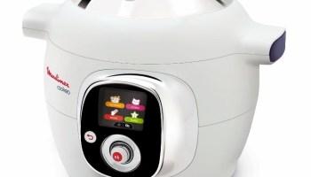 Moulinex Cookeo - Robot de cocina con capacidad para 6 comensales