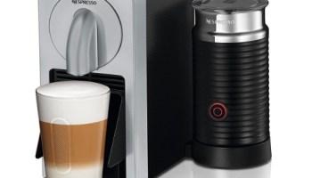 Cafetera Nespresso DeLonghi Prodigio & Milk