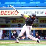 Descomunal: Mel Rojas, Jr. llega a 20 jonrones en la temporada