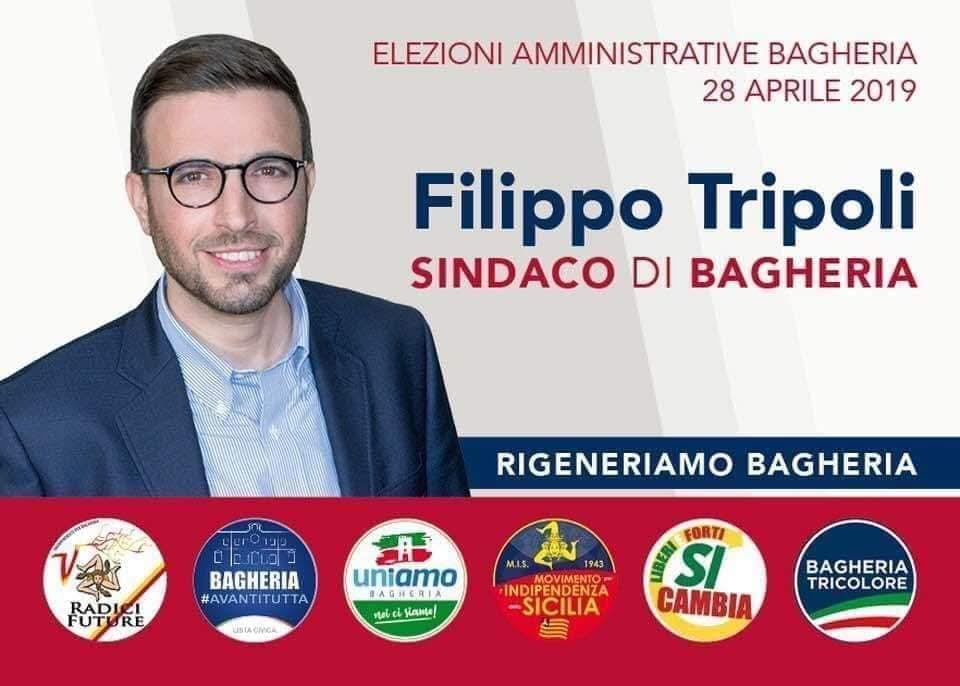 Filipo tripoli sindaco bagheria