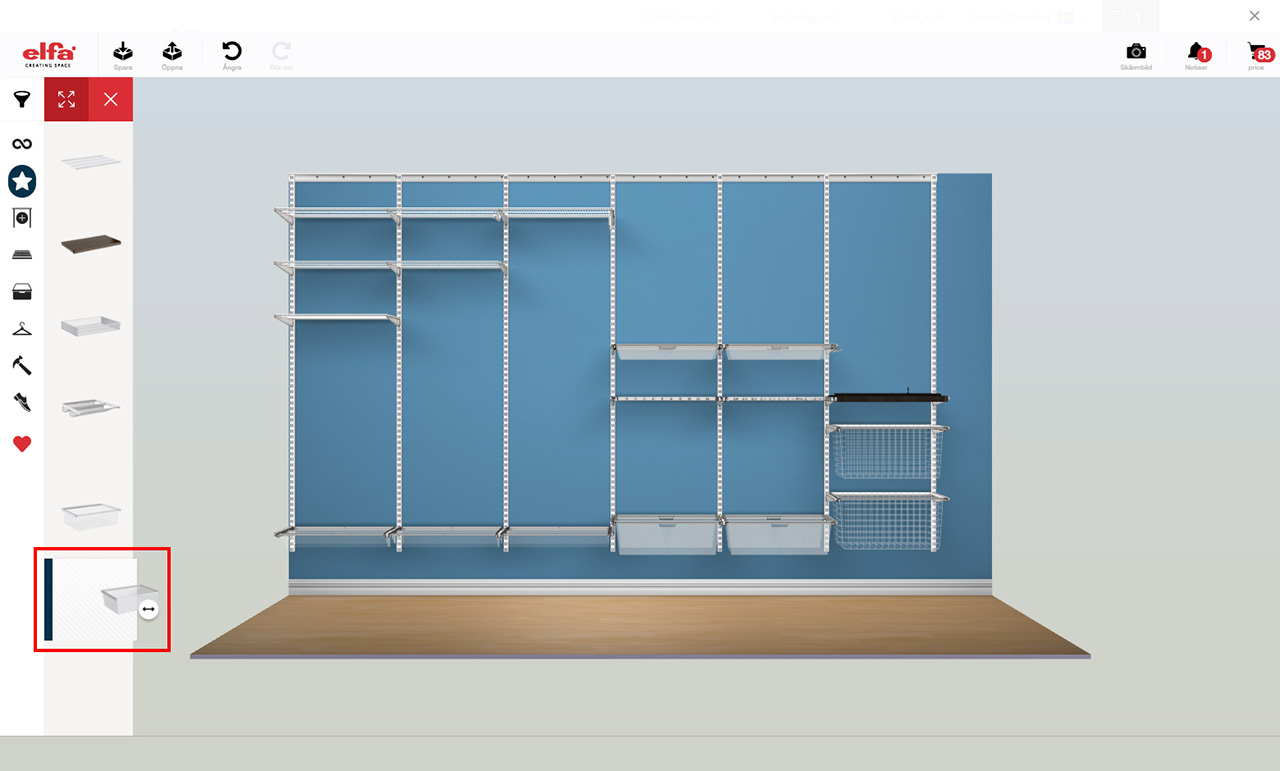 Plan Your Own Wardrobe And Storage Solution Here Elfa